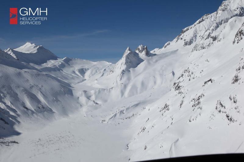 heliski eliski helitaxi alps alpine adventures