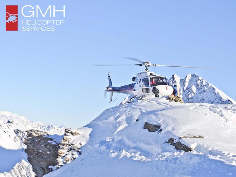 Heliski Helitaxi elite holiday powder montblanc