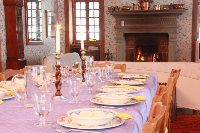 luxury chalet catered self